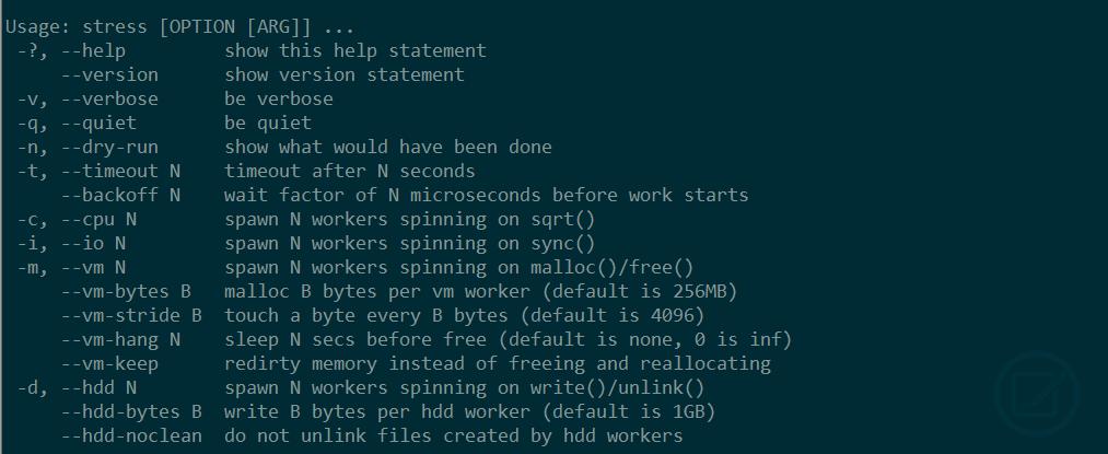 stress,Linux 1
